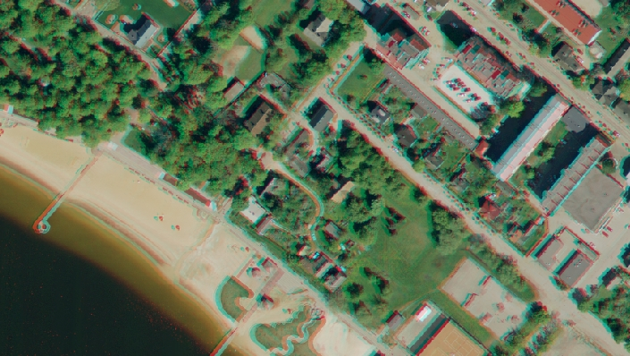 3D ANAGLYPH pildid
