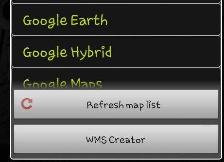 Online kaartide nimekiri